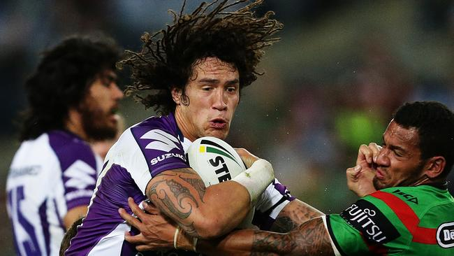 Kevin Proctor also backflipped on his decision to join the Canberra Raiders.