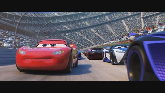 Cars Movie Review By Vicky Roach