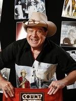 Molly Meldrum has just released his autobiography. Picture: David Caird.