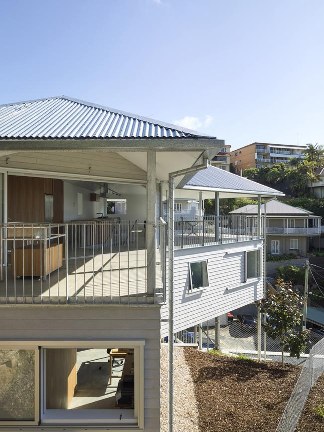 This is brisbane s house of the year a new type of for Architecture firms brisbane