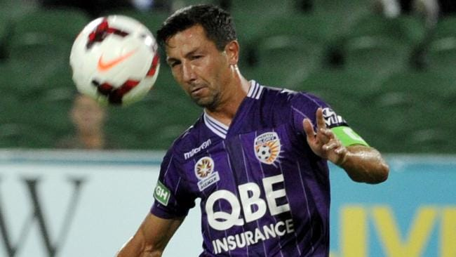 Jacob Burns will become Glory's general manager of football next season. Picture: Justin Benson-Cooper
