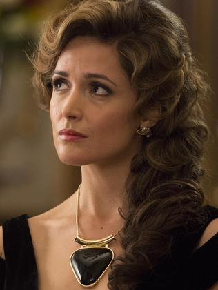 I, Spy ... Rose Byrne in a scene from film Spy. Picture: Supplied
