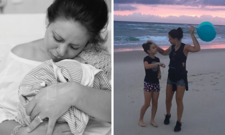 Seven Year Switch's Cassie shares emotional tribute to stillborn son Dex