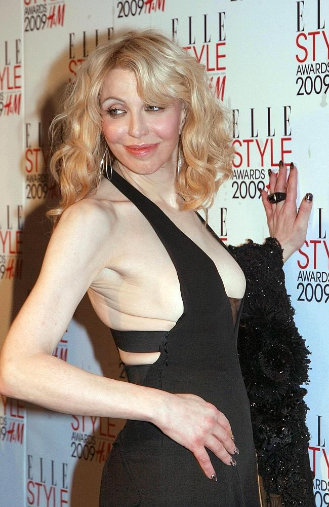 Courtney Love: 'I owe my career to drag queens'