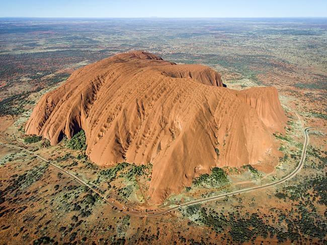 Uluru. Picture: Andrew Bertuleit
