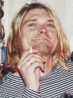 """If you're really a mean person you're going to come back as a fly and eat poop."" - Kurt Cobain. Picture: AP"
