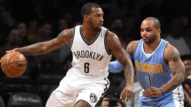 Brooklyn Nets guard Sean Kilpatrick.