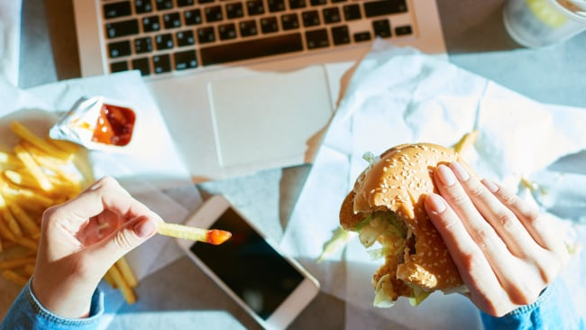 Eat, no sleep, eat, repeat. Image: iStock