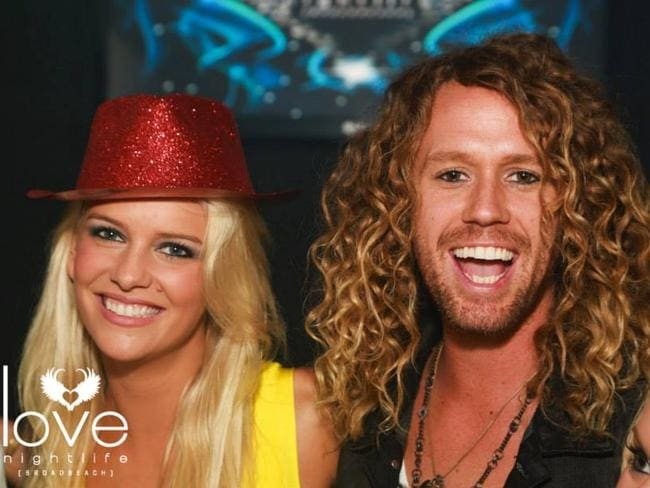 Tim Dormer and Jade Albany at Love Nightlife