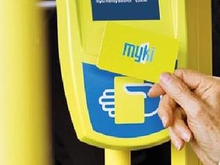 Myki users to be slugged extra in 2017