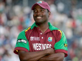 Cricketer Brian Lara on day of his retirement from international cricket. Cricket - England vs West Indies World Cup match in Bridgetown, Barbados 21 Apr 2007.