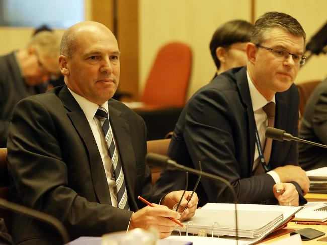 Stephen Parry could be a dual British citizen. Picture: Supplied
