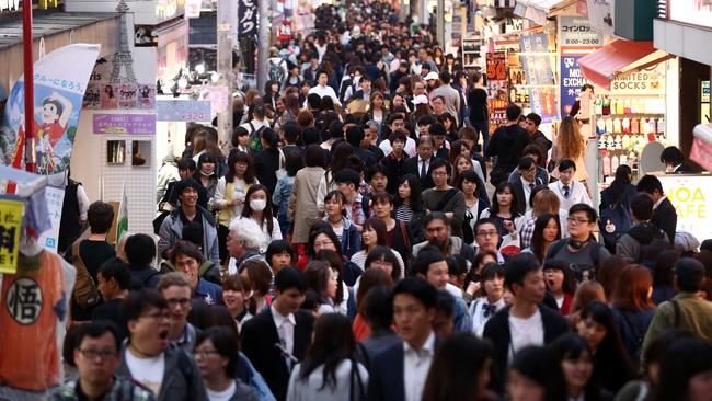 Japan isn't interested in relaxing its immigration controls.