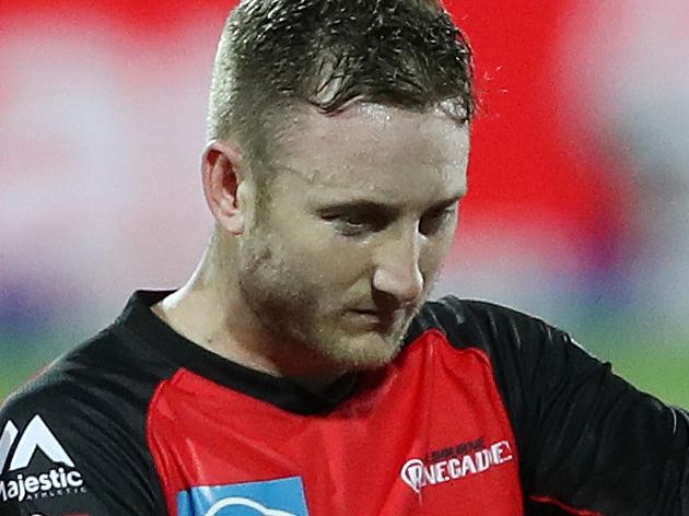 Gades in scamble to replace Nevill
