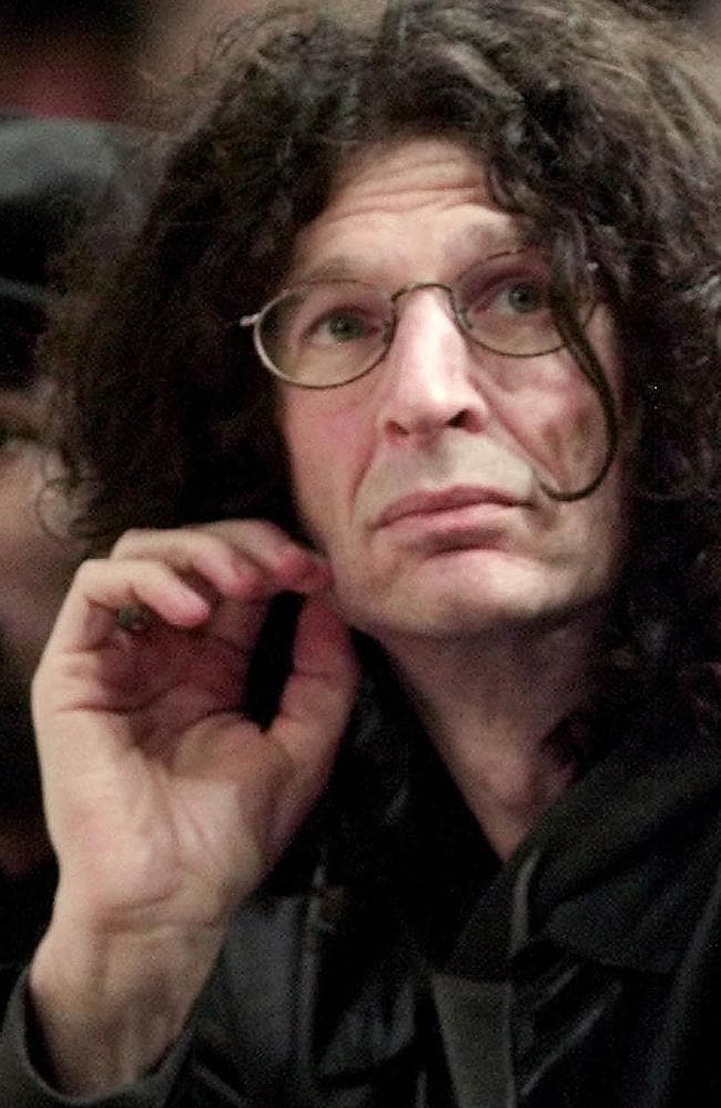 Howard Stern said Trump only campaigned in 2016 to leverage his contract as producer for The Apprentice.