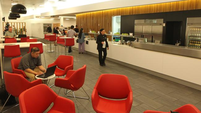 Qantas Club crackdown on arrivals