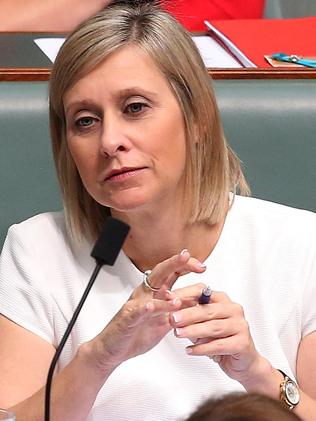 Susan Lamb could also be a casualty of the constitutional rule. Picture: Kym Smith