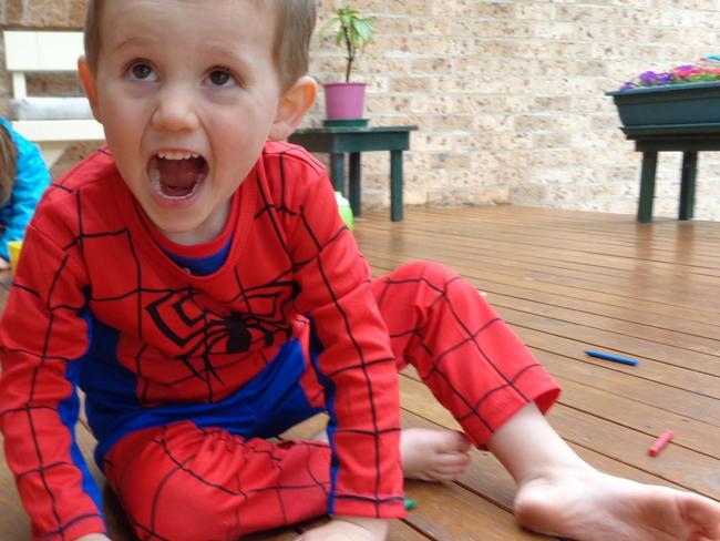 William Tyrrell has been missing since September, 2014. Picture: NSW Police
