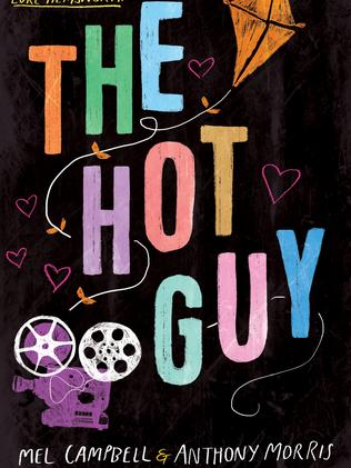 The Hot Guy by Mel Campbell and Anthony Morris.