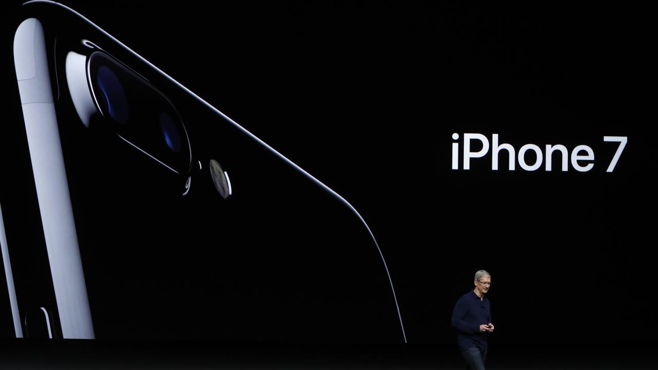 Apple Unveiled Its New IPhone 7 And Plus On Wednesday Gave Us A Look At Wireless AirPods It Also Launched The Second Generation Watch