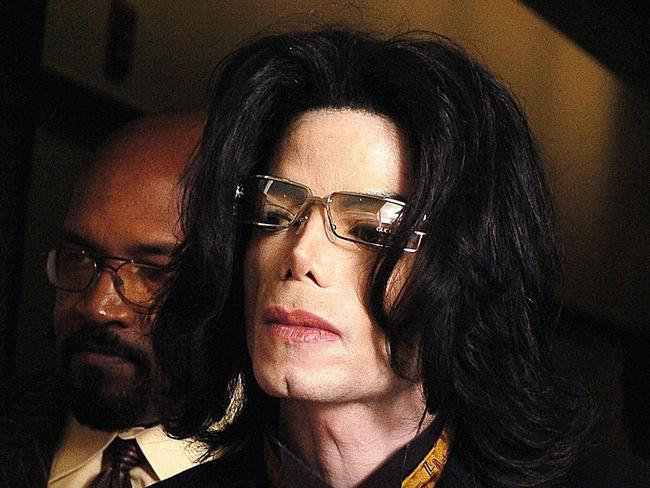 Private life ... Michael Jackson's former maids claim the singer was filthy and a hoarder. Picture: Phil Klein