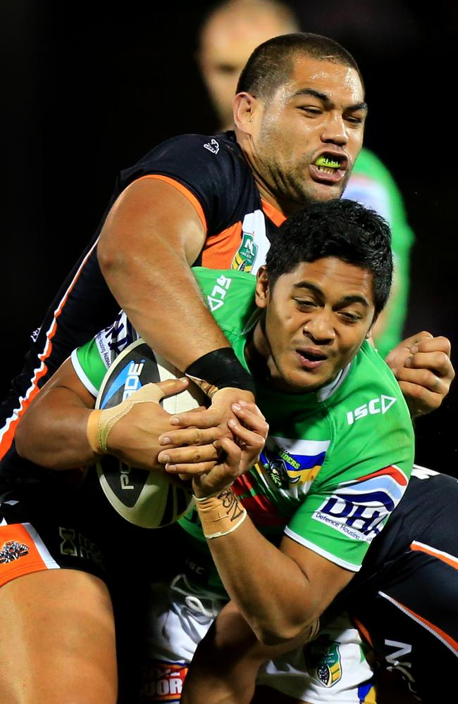 Anthony Milford will be very cheap next week. Picture: Mark Evans