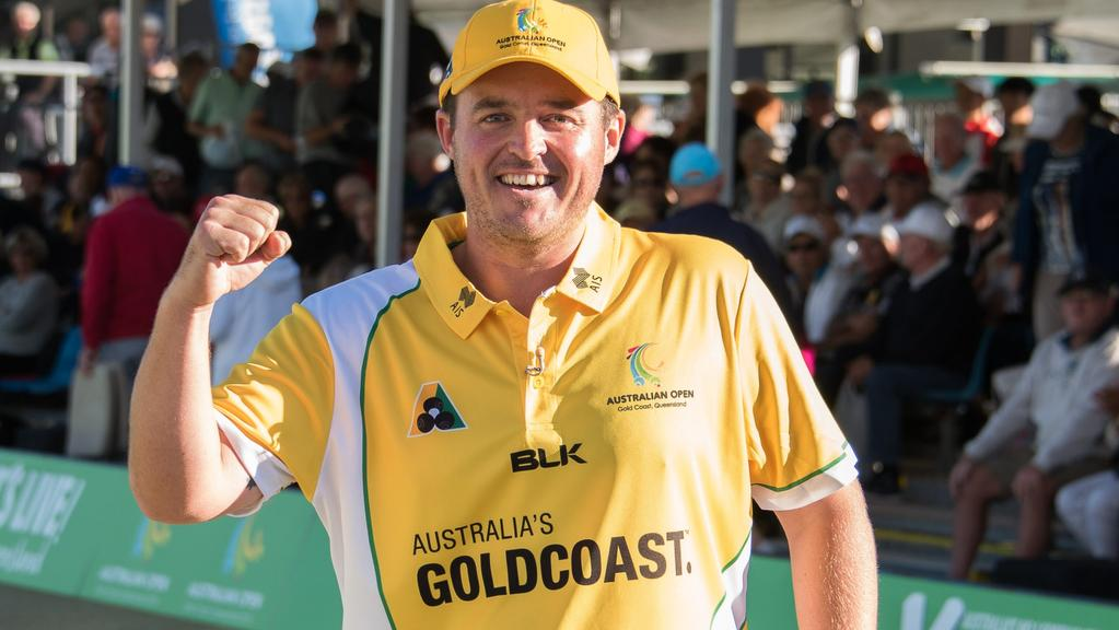 Australian Open Bowls Championship Entries On The Gold