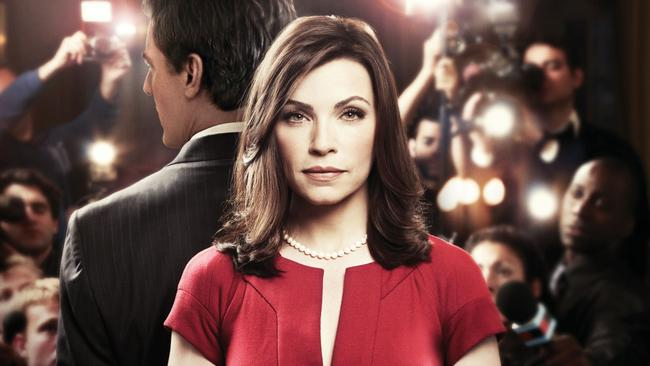Actor Juliana Margulies who plays Alicia Florrick in the courtroom drama, 'The Good Wife, which recently featured a storyline involving Homan Square.