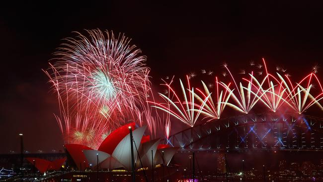 More than one million people are expected to turn out for Sydney's fireworks. Source: Supplied.