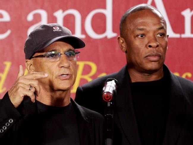 The acquisition will see Jimmy Iovine and Dr Dre join Apple's employee ranks.