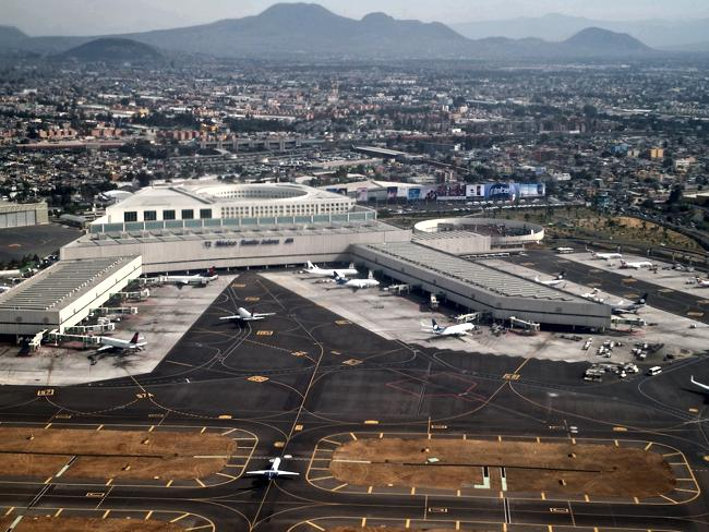 Mexico City Airport. Picture: Waywuwei, Flickr