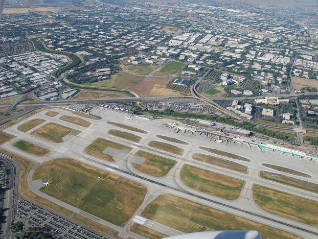 San Jose International Airport. Picture: Gunther Hadleitner