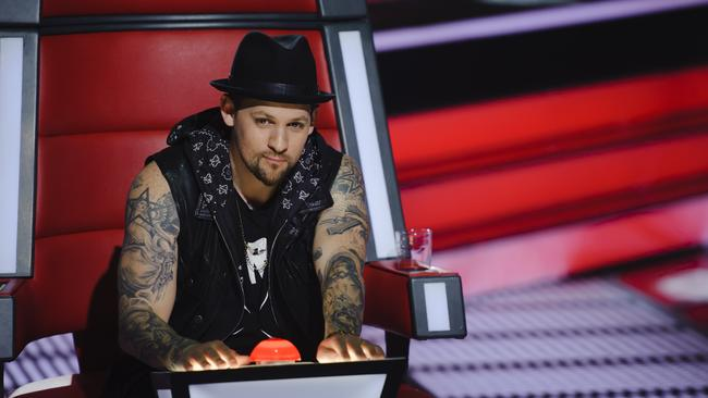 Not fair ... the dancers say pole dancing has evolved and Joel Madden's comments are silly.