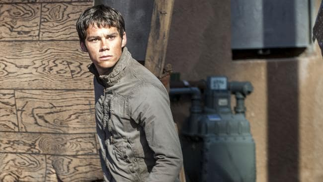 O'Brien in The Maze Runner.