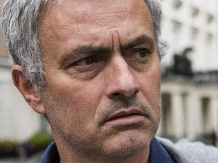 Jose Mourinho Sighting in London