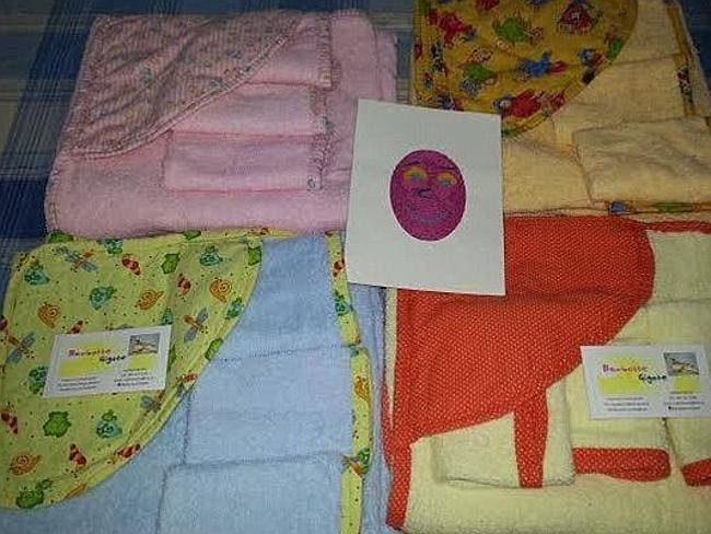 Donations ... Paul Servat plans to return or donate all of the gifts and merchandise the couple received for the anticipated quintuplets. Picture: Facebook
