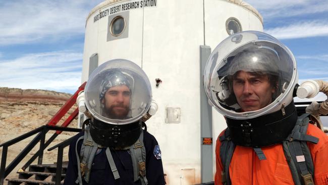 Ground control to Major Tom. Photographer: Tom Beard