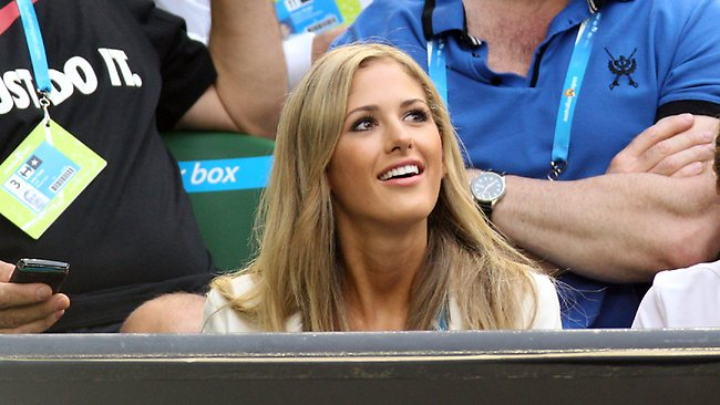 Donay Meijer, the now ex-girlfriend of Bernard Tomic, enjoyed her time in the limelight last year.