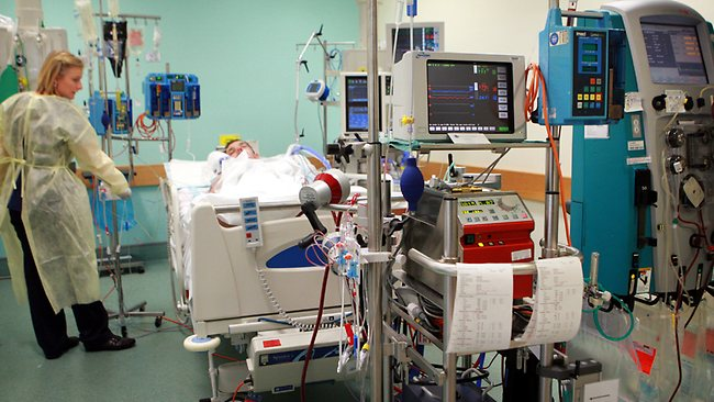Lazarus Effect Of Ecmo Heart Machine