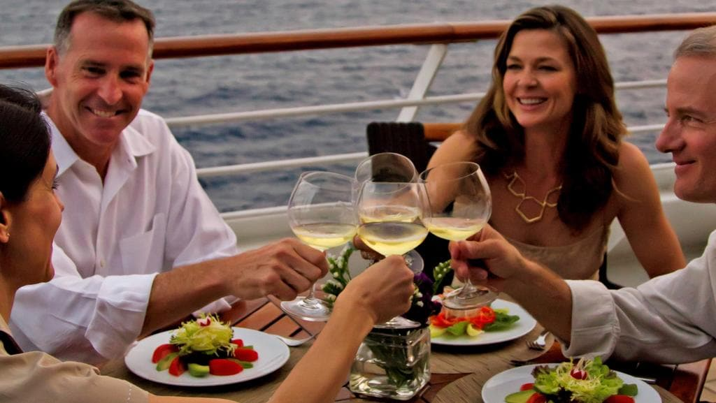 Top Tips For Cruise Ship Dining Escape