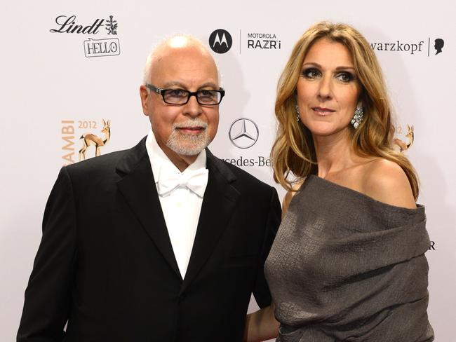 Because she loves him ... Celine Dion is pulling away from touring to spend more time with her husband.