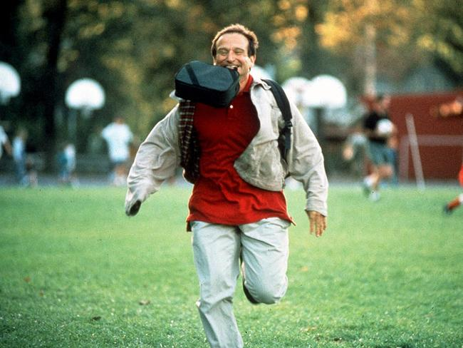 "Actor Robin Williams in 1996 film ""Jack"". Picture: Supplied"