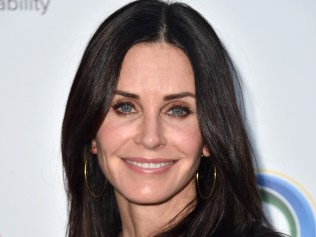 BEVERLY HILLS, CA - MARCH 13: Actor Courteney Cox at UCLA Institute of the Environment and Sustainability celebrates Innovators For A Healthy Planet at a private residence on March 13, 2017 in Beverly Hills, California. (Photo by Frazer Harrison/Getty Images)