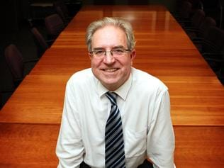 NSW Fair Trading Commissioner Rod Stowe says consumers need to protect themselves when booking travel. Picture: Nic Gibson