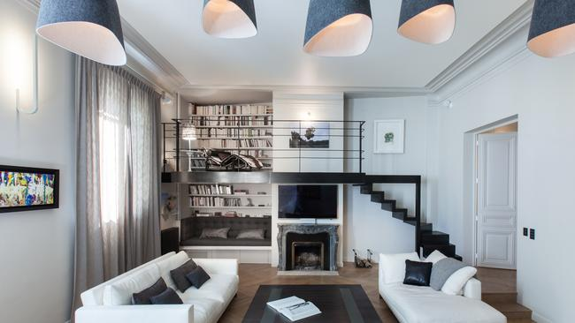 Place des Etats-Unis, Paris. A superb listing from The Agency in LA.