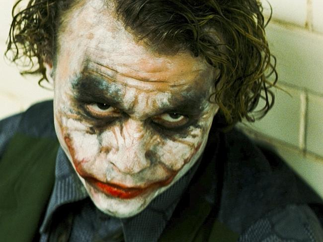 Heath Ledger, who, along with fellow Aussie Peter Finch, is the only star to win a best actor gong posthumously.