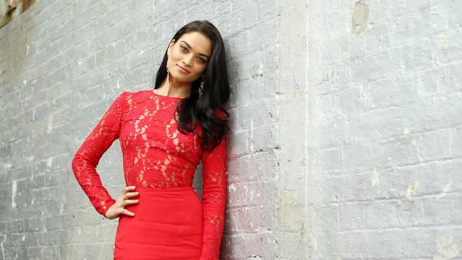 Model Shanina Shailk has gone from strength to strength with her modelling career.