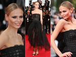 Natasha Poly walks the red carpet at the Cannes International Film Festival 2014. Pictures: Getty