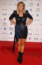 Kasey Chambers arrives on the red carpet for the 30th Annual ARIA Awards 2016 at The Star on November 23, 2016 in Sydney, Australia. Picture: Getty