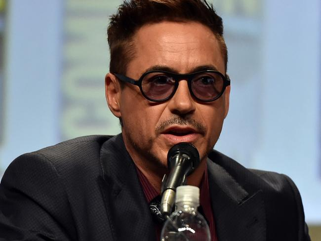 Comic-Con-ers had to show up early to see Robert Downey Jr, so don't be late for your interview.